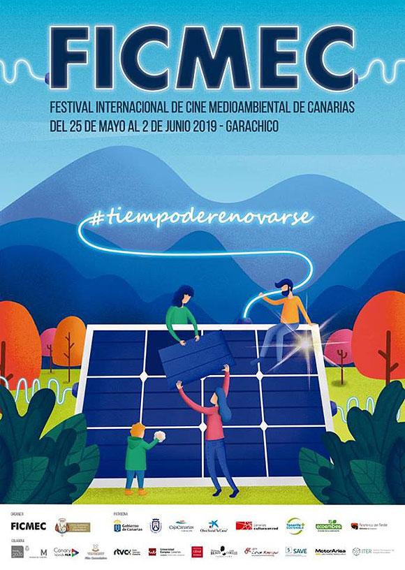 FICMEC 2019 abordará las energías renovables en su vigésimo primera edición.  // CanariasCreativa.com