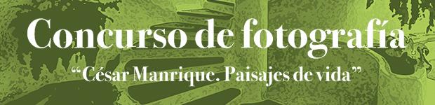 La Fundación César Manrique convoca un concurso de fotografía sobre la obra pública del artista, en el marco del centenario de su nacimiento // CanariasCreativa.com