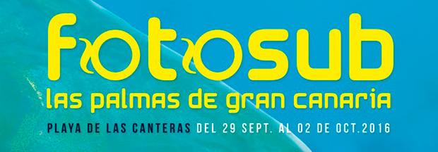 Fotosub Las Palmas de Gran Canaria 2016 presenta su cartel y calienta motores para su novena edición // CanariasCreativa.com