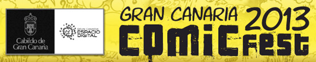 Gran Canaria Comic Fest 2013 // CanariasCreativa.com