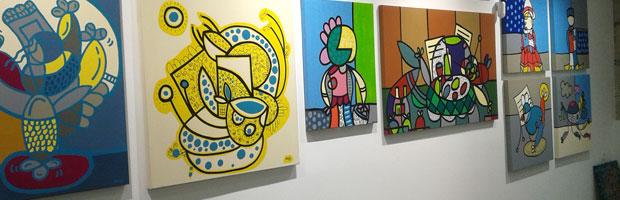 Expopurrí, 2009-2015. Una exposición de Glezcón // CanariasCreativa.com