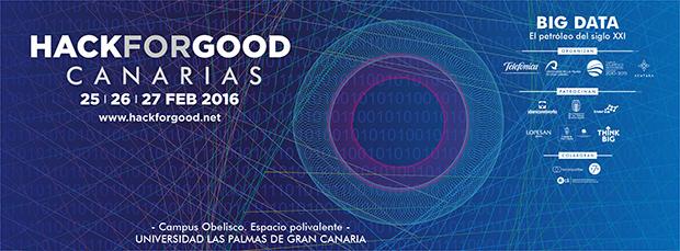 Abiertas las inscripciones para participar en HackForGood Canarias 2016 // CanariasCreativa.com