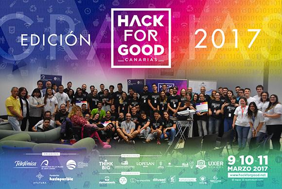 El primer premio de HackForGood Canarias obtiene el tercer premio en la convocatoria nacional // CanariasCreativa.com