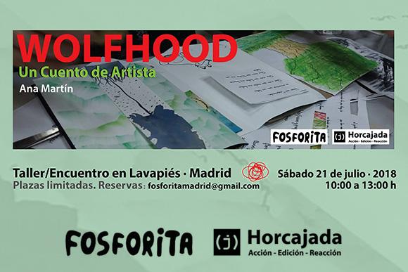 Horcajada Acción-Edición-Reacción lleva sus talleres-encuentros a Madrid