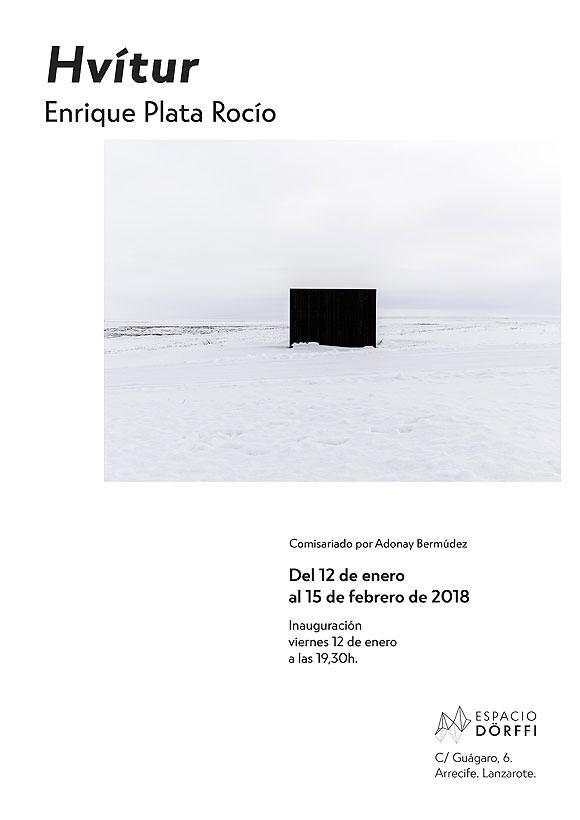 Exposición de Enrique Plata Rocío en ESPACIO DÖRFFI // CanariasCreativa.com