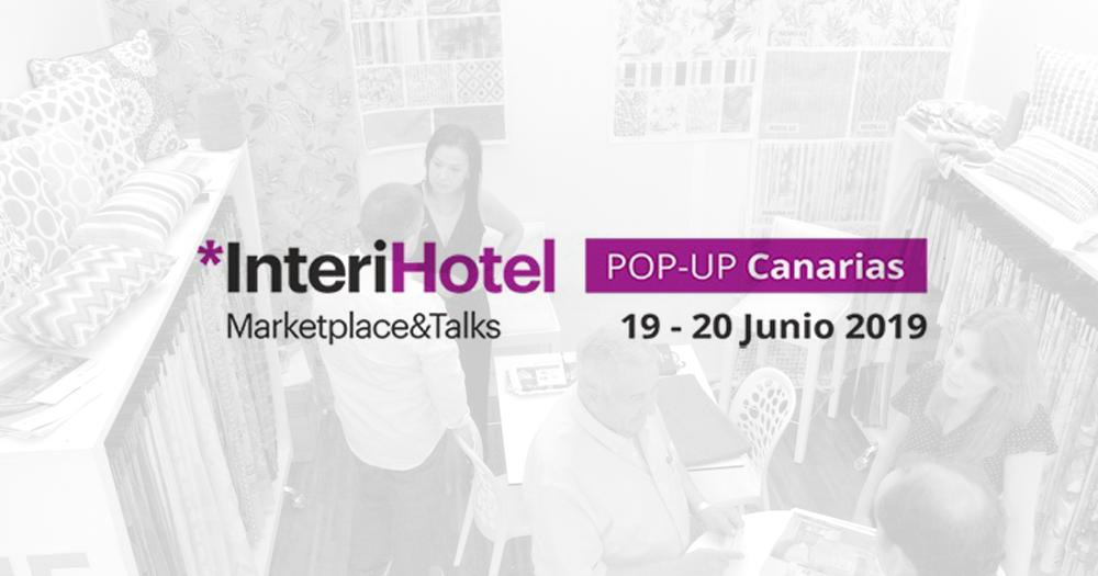 El diseño de interior especializado en el sector hotelero, tiene una cita los próximos 19 y 20 de junio en Las Palmas de Gran Canaria // CanariasCreativa.com