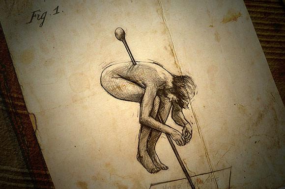 La creación que escapa al soporte - Irene León (Maruchita) // CanariasCreativa.com