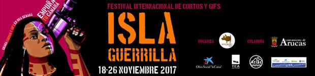 Vuelve el Festival Isla Guerrilla de Cortos y GIFs // CanariasCreativa.com