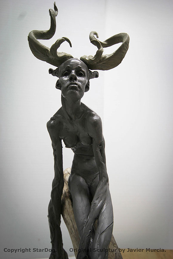Alma esculpida - Javier Murcia // CanariasCreativa.com