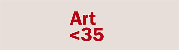 El canario Joaquín Artime, uno de los ganadores del certamen Art35, expone su obra en la Sala Parés.  // CanariasCreativa.com