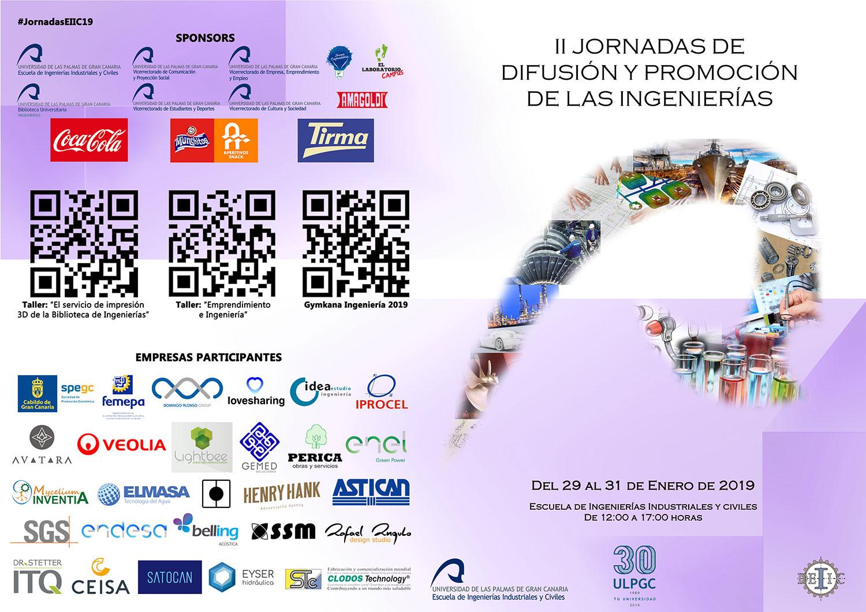 II Jornadas de Difusión y Promoción de las Ingenierías en la ULPGC, inauguradas por el Rector Rafael Robaina // CanariasCreativa.com