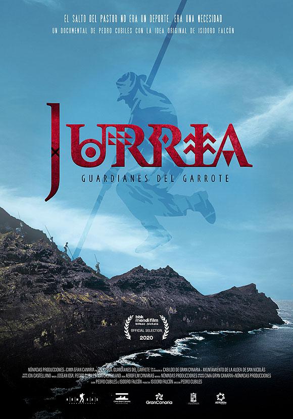 Mucha «Jurria» brincando en el BBK Mendi Film Bilbao-Bizkaia // CanariasCreativa.com