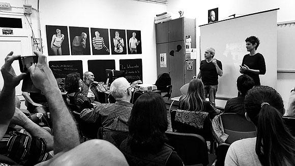 Ricardo Montesdeoca y Nagore Legarreta impartirán un taller de desarrollo de proyectos fotográficos y creatividad los próximos 5, 6 y 7 de Abril de 2019 en Las Palmas de Gran Canaria // CanariasCreativa.com