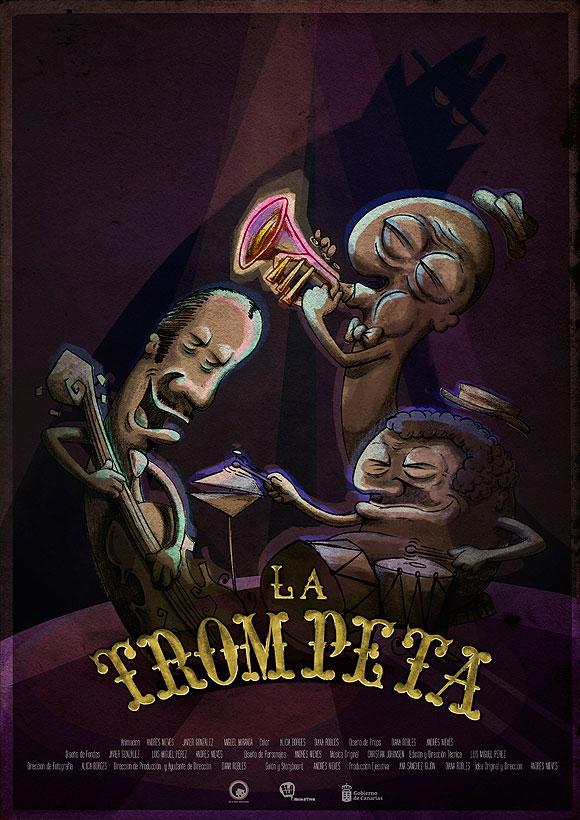 """La Trompeta"" - Grupo BlaBlu // CanariasCreativa.com"