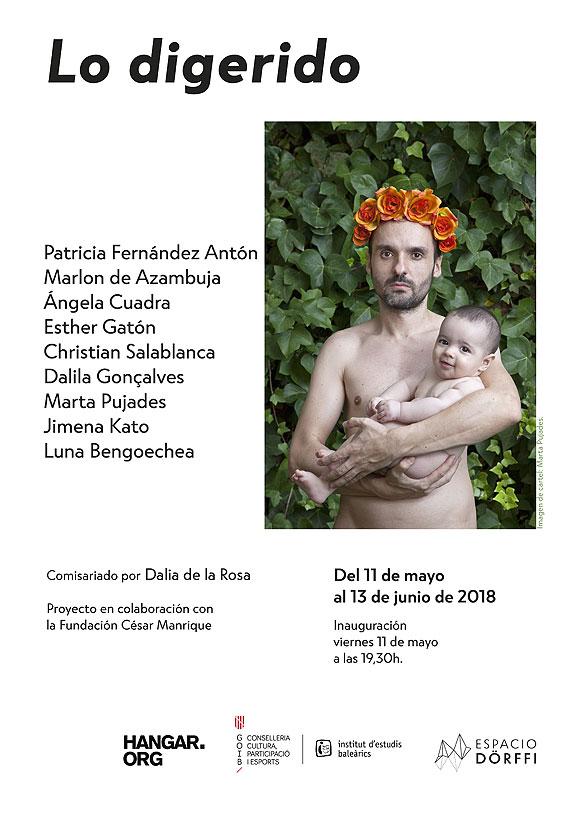 """""""Lo digerido"""": nueva exposición en Espacio Dörffi // CanariasCreativa.com"""