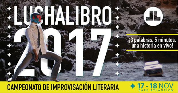 8 escritores/as luchadores/as participarán en las veladas de improvisación literaria en Tenerife // CanariasCreativa.com