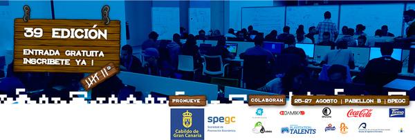 En agosto, regresa la Ludum Dare Gran Canaria (#LDGC39) // CanariasCreativa.com