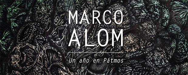 """Marco Alom llega a la Galería Artizar con la exposición individual """"Un año en Pátmos"""""""