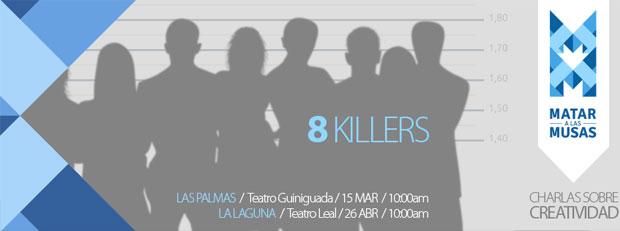 Matar a las musas // CanariasCreativa.com