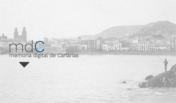 La ULPGC presentará el próximo lunes la nueva versión del portal «Memoria Digital de Canarias», que agrupa la documentación patrimonial de o sobre Canarias. // CanariasCreativa.com