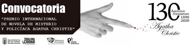 «Cultura en acción» recuerda el 130 aniversario del nacimiento de Agatha Chistie y convoca un certamen de novela de misterio