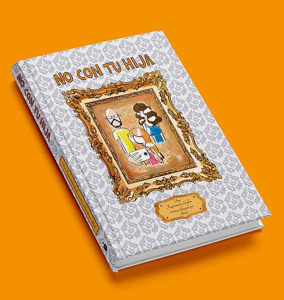 """La Escuela de Arte Pancho Lasso (Lanzarote) acoge la presentación """"No con tu hija"""" // CanariasCreativa.com"""