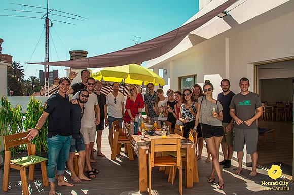 «Nomad City», el evento referente del trabajo en remoto, regresa del 7 al 9 de noviembre a Las Palmas de Gran Canaria // CanariasCreativa.com