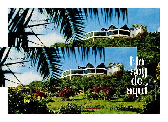 «No soy de aquí», nuevo proyecto expositivo de la fotógrafa y artista visual M.Laura Benavente Sovieri, llega al Ateneo La Laguna del 15 de marzo al 26 de abril.  //  CanariasCreativa.com