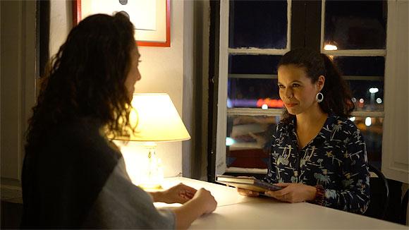 El IEHC proyecta el mediometraje No te mentiré de Josep Vilageliu, basado en una novela de Doris Martínez // CanariasCreativa.com