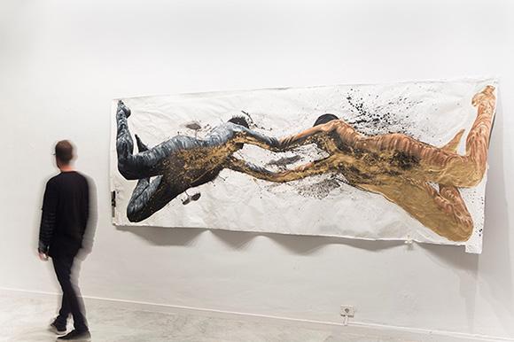"""""""ABYSAL"""", de Nuria Meseguer, 10 febrero » 7 abril 2017 en la Sala de Arte Contemporáneo del Gobierno de Canarias // CanariasCreativa.com"""