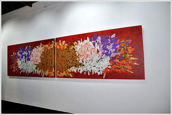 El arte del creador multidisciplinar Paco Arana toma el Centro Cultural de la Villa de Agaete (Gran Canaria)