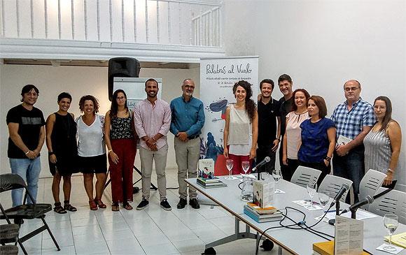 """Comienza «Palabras al Vuelo»: """"un encuentro artístico y humano para crear comunidad"""" // CanariasCreativa.com"""