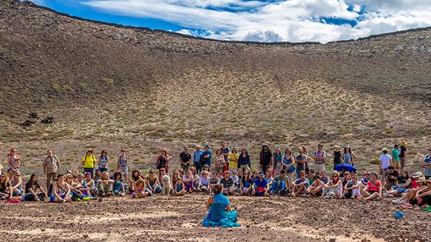Palabras al Vuelo, IV Festival del Cuento Contado de Lanzarote, regresa del 27 al 30 de octubre // CanariasCreativa.com