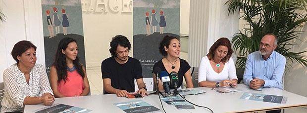 """Palabras al Vuelo llevará el """"arte de la palabra"""" a diversos espacios de Lanzarote: Arrecife, Teguise, Haría y San Bartolomé. // CanariasCreativa.com"""