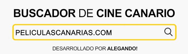 Nace el primer buscador online de cine canario de la mano de la agencia Alegando!