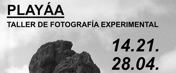 Playáa organiza un taller de fotografía experimental en la Galería Manuel Ojeda. // CanariasCreativa.com