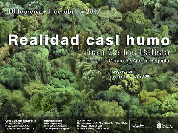 """""""Realidad casi humo"""" en el Centro de Arte La Regenta // CanariasCreativa.com"""