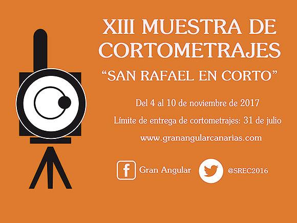 San Rafael en Corto (SREC) proyecta su 13ª edición 126 cortometrajes de 20 países y dos películas