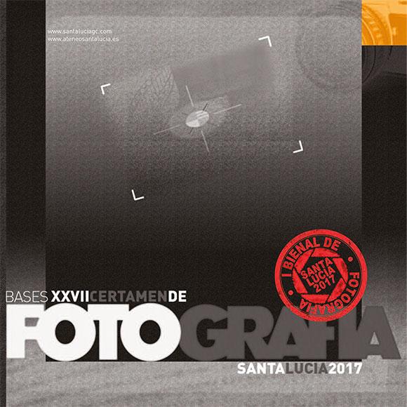 Se abre el XXVII Certamen de Fotografía Santa Lucía 2017 y se crea toda una programación dentro de la 1ª Bienal Fotográfica Santa Lucía. // CanariasCreativa.com