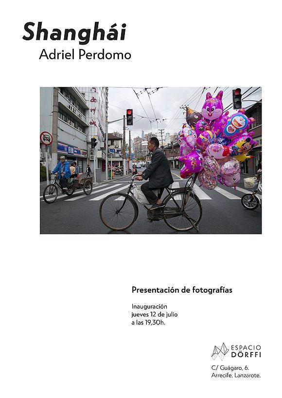 «Shanghái» de Adriel Perdomo llega a Espacio Dörffi // CanariasCreativa.com