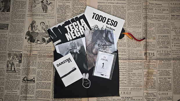 Aparenta Ediciones ocupa El Sillón de Canaima // CanariasCreativa.com