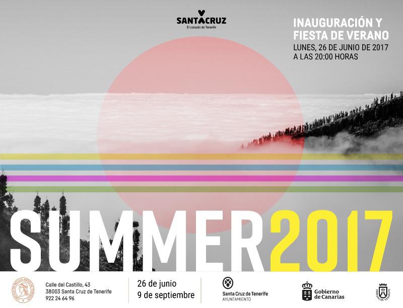 """El verano llega al Círculo de Bellas Artes de Tenerife con la exposición """"Summer Exhibition Tenerife"""" // CanariasCreativa.com"""