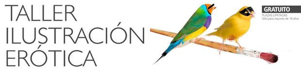 Taller de iniciación a la ilustración erótica en La Laguna // CanariasCreativa.com