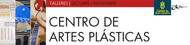 El Centro de Artes Plásticas del Cabildo de Gran Canaria comienza tres talleres de arte // CanariasCreativa.com