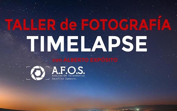 """Taller de Fotografía """"Timelapse"""" de la mano de Alberto Expósito // CanariasCreativa.com"""