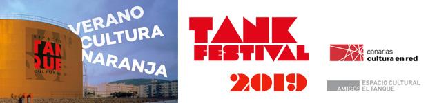 La Asociación de amigos del espacio cultural el Tanque anuncian apertura de convocatoria para el proyecto «Tank Festival 2019». #summerishere // CanariasCreativa.com
