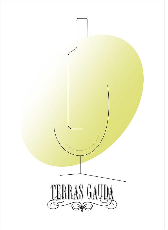 Un diseñador tinerfeño, Rubens José Campos, finalista en la 14ª Bienal Internacional de Cartelismo Tierras Gauda - Concurso Francisco Mantecón