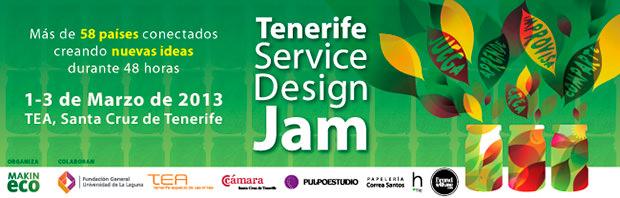 Tenerife Service Design Jam  // CanariasCreativa.com