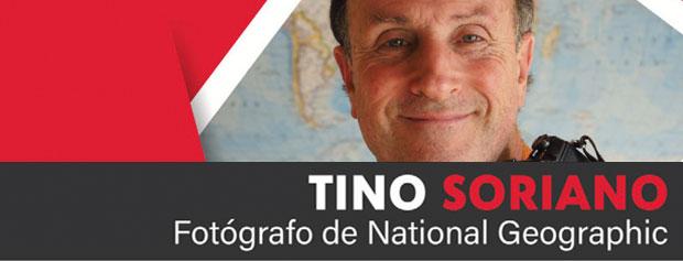 Tino Soriano, fotógrafo de National Geographic Society, dará una conferencia e impartirá sendos talleres a finales de marzo en Tenerife. // CanariasCreativa.com