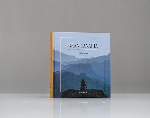 Tomás Correa presenta el libro «Gran Canaria. Cartas desde el Atlántico» // CanariasCreativa.com